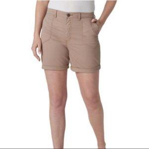 🎁5/100🎁 Lee utility twill shorts